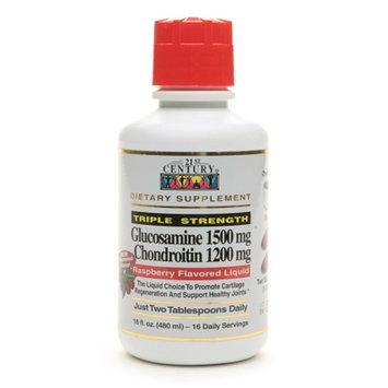 21st Century Glucosamine 1500mg Chondroitin 1200mg