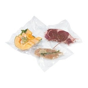 VOLLRATH 40817 Vacuum Sealer Bag, 12 In L, 16 In W, PK100