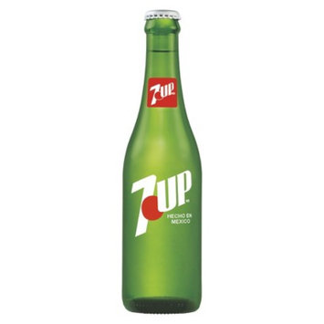 DPSG 7UP Hispanic 12 FL OZ Glass