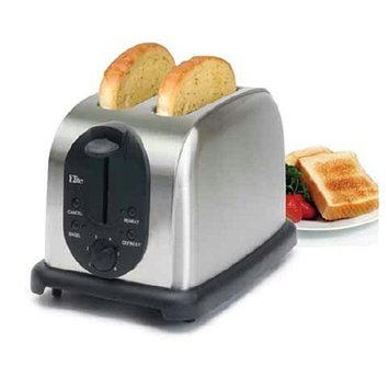 Maxi-Matic 2-Slice Electronic Toaster