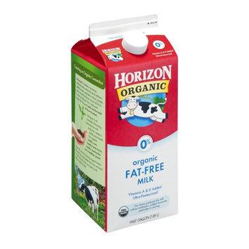 Horizon Organic Milk Fat-Free Organic