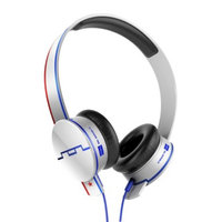 SOL REPUBLIC Tracks Anthem Headphones - Red/White/Blue (1291-US)