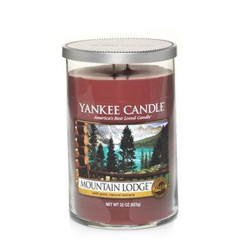 Yankee Candle® Mountain Lodge Large Lidded Tumbler Candle