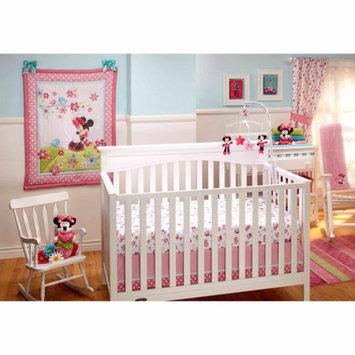 Disney Baby Bedding Sweet Minnie Mouse 3-Piece Crib Bedding Set