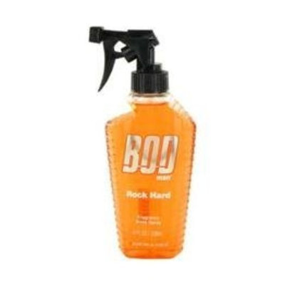 Bod Man Rock Hard by Parfums De Coeur 8 oz Body Spray for Men