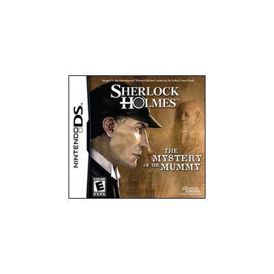 Dreamcatcher Sherlock Holmes: Mystery of the Mummy
