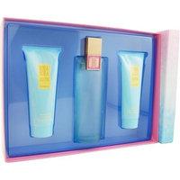 Bora Bora Exotic by Liz Claiborne For Women. Set-eau De Parfum Spray 3.4-Ounces & Body Lotion 3.4-Ounces & Shower Gel 3.4-Ounces