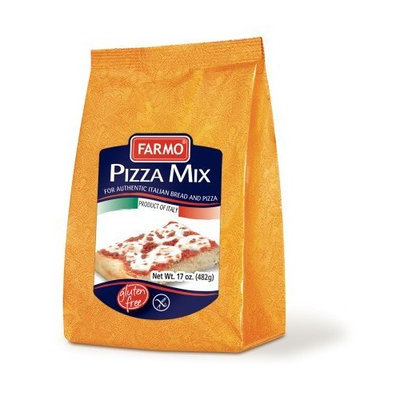 Farmo Gluten Free Pizza Mix, 17-Ounce (Pack of 3)