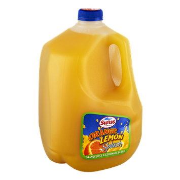 Swiss Premium Orange Lemon Splash Orange Juice & Lemonade Blend