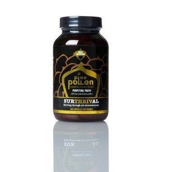 Surthrival: Pine Pollen, 180 Caps