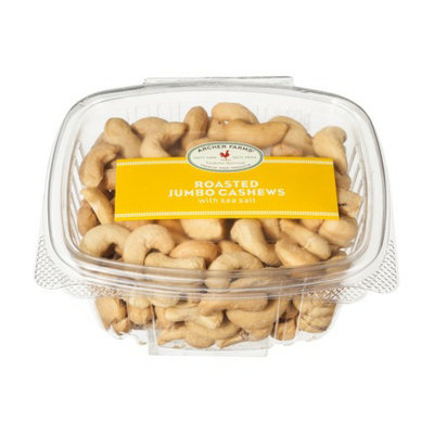 Archer Farms Salted Roasted Jumbo Cashews - 9.5 oz.