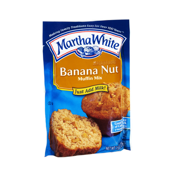 Martha White Banana Nut Muffin Mix