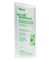 Bliss No 'Zit' Sherlock Rubberizing Mask
