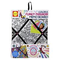 Alex Toys Alex Color a Memo Board-Funky Fashion