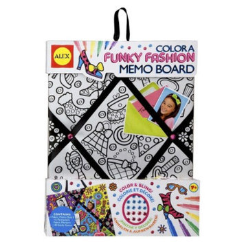 Alex Toys Alex Color a Memo Board-Funky Fashion