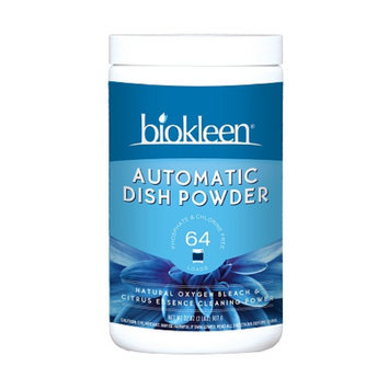 biokleen Automatic Dish Powder with Grapefruit Seed & Orange Peel Extract
