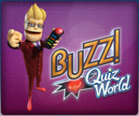 Sony Computer Entertainment Buzz Quiz World DLC
