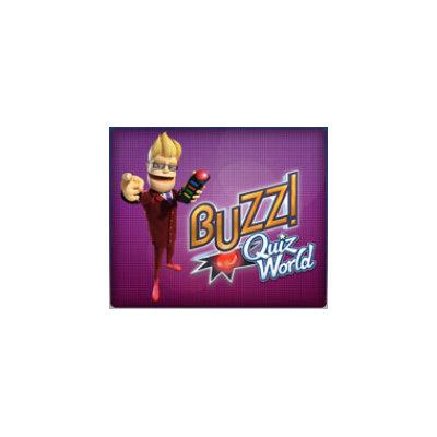 Sony Computer Entertainment Buzz Quiz World DLC