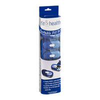 Fit & Healthy Portable Pill POD's - 7 CT