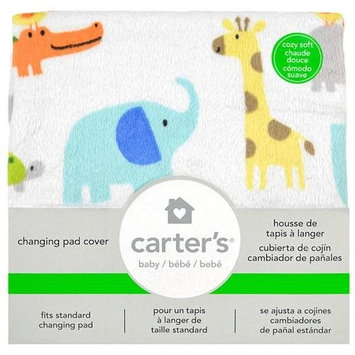 Triboro Quilt Co. Carter's Safari Changing Pad Cover
