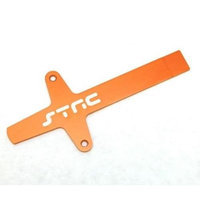 ST RACING CONCEPTS ST Racing Concepts STH85209AO 3mm Thick Aluminum Battery Strap for The HPI Blitz and E-Firestorm, O
