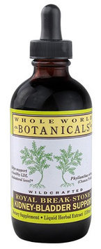 Whole World Botanicals Royal Break Stone Kidney & Bladder Support 4 fl oz