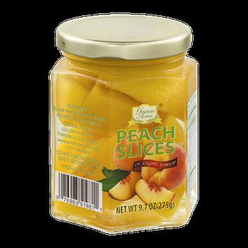 Green Acres Peach Slices