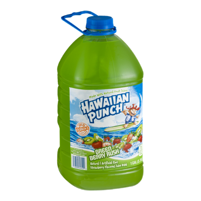 Hawaiian Punch Green Berry Rush