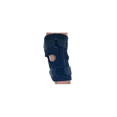 RemedyT 82-KB1-XL RemedyT Premium Wrap Around Hinged Knee Brace - X Large