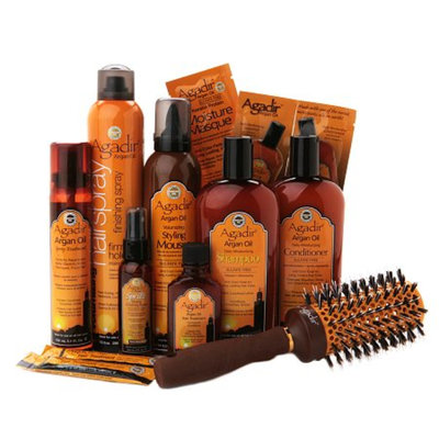 Agadir Total Hair Care Kit