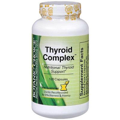 Botanic Choice Thyroid Complex Dietary Supplement Capsules