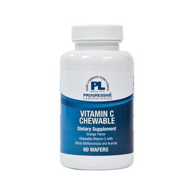 Progressive Labs Vitamin C Chewable 60w