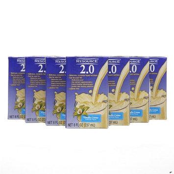 Resource 2.0 Complete Liquid Nutrition (27 single serve boxes)