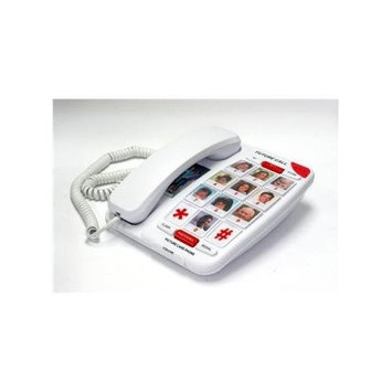 Future Call Standard Phone - Corded - 1 x Phone Line - Speakerphone