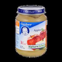 Gerber® Nature Select 3rd Foods Apples