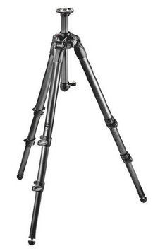 Manfrotto US - 057 Carbon Fiber 3 Section Tripod