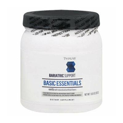 Twinlab Basic Essentials Bariatric Support Vanilla 1.6 lbs