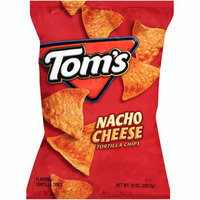 Tom's Nacho Cheese Tortilla Chips