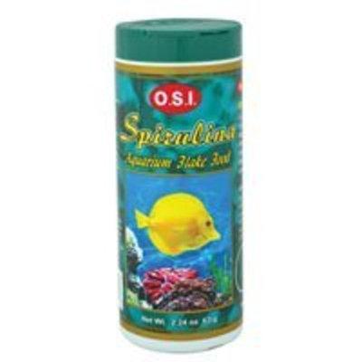 O.S.I. Ocean Star International Spirulina Flakes 2.2lb