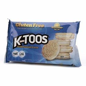 Kinnikinnik KinniToos Sandwich Creme Cookie