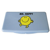 Mr. Men Wipe Case, Blue