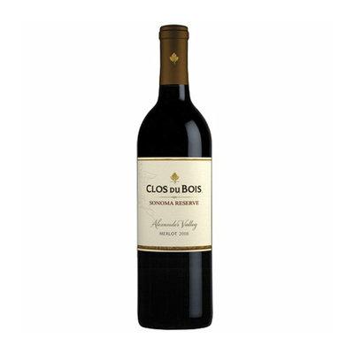 Clos du Bois Sonoma Reserve Merlot Wine