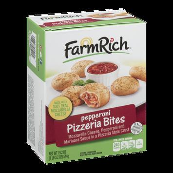 Farm Rich Pizzeria Bites Pepperoni