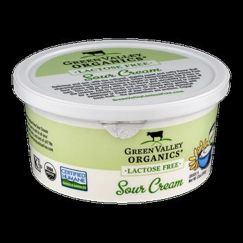 Green Valley Organics Sour Cream Lactose Free