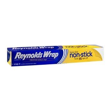 Reynolds Wrap 35 Sq Ft Heavy Duty Non-Stick Aluminum Foil