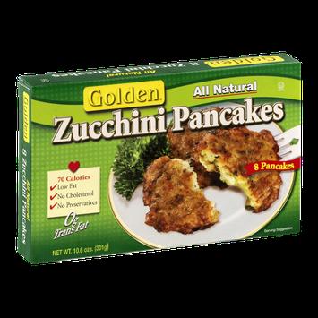 Golden Zucchini Pancakes - 8 CT