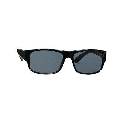 Studio 35 Men's Plastic Sunglasses Senator Black