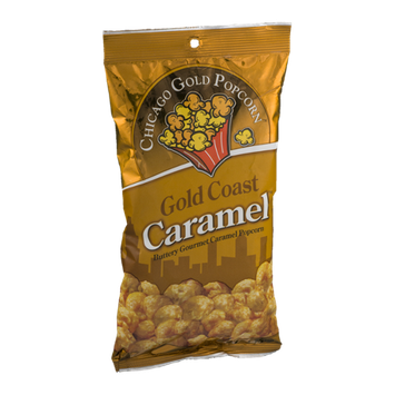 Chicago Gold Popcorn Gold Coast Caramel