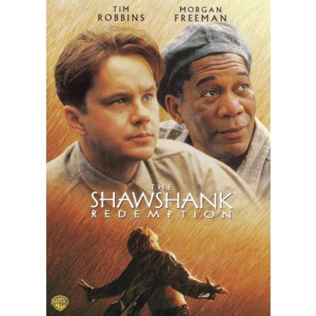 Castle Rock Shawshank Redemption, The Dvd from Warner Bros.