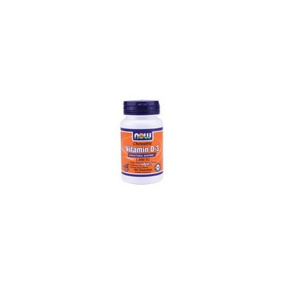 Now Foods Vitamin D-3 1000iu, Softgels, 90-Count